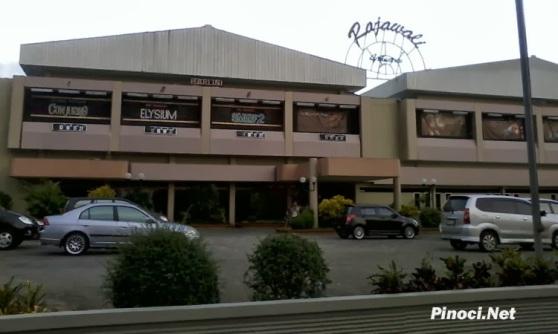 Bioskop Rajawali Cinema Purwokerto Siang